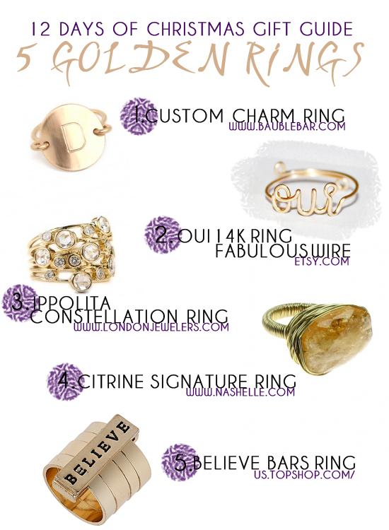 5-GOLD-RINGS