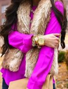 1-31 fur vest