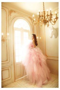 2-7 pink dress