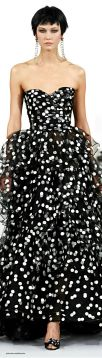 2-28 polka dot gown