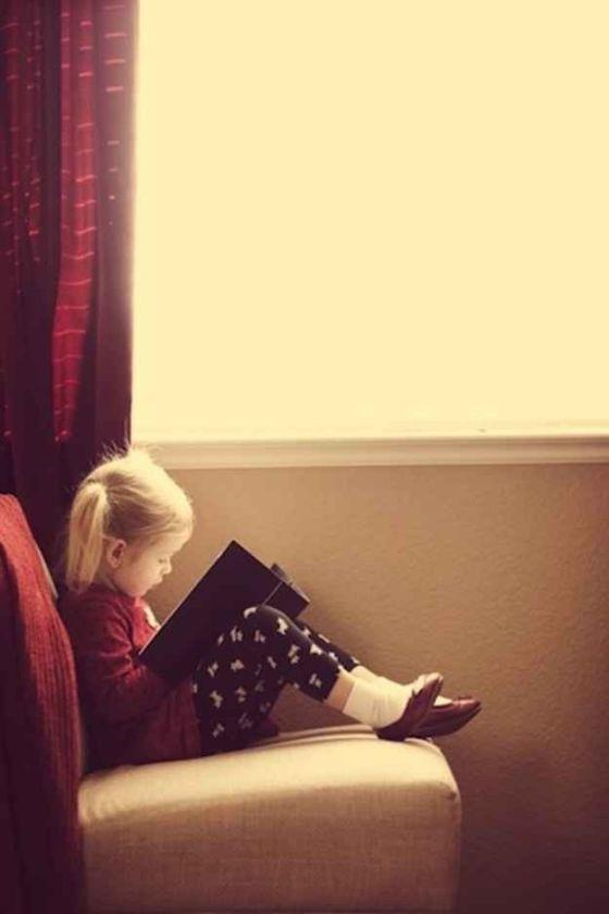 little girl books