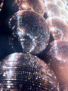 9-19 disco balls