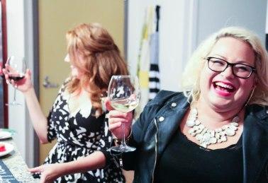 Hannah Laughing