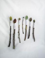 10-10 paintbrushes